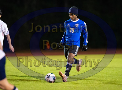 MHS vs Covington Boys Soccer - Varsity Senior Night