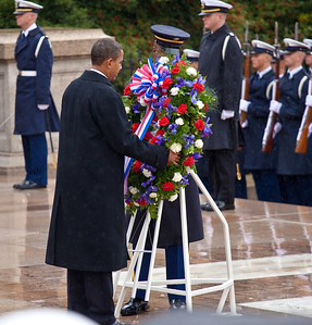 Veterans Day 2009 - Arlington