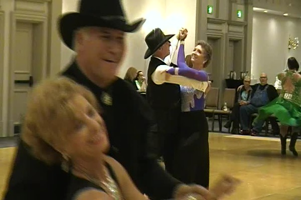 Theresa - Couples, Line, 8 Dance