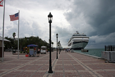 Mallory Square and Sunset Pier - Key West