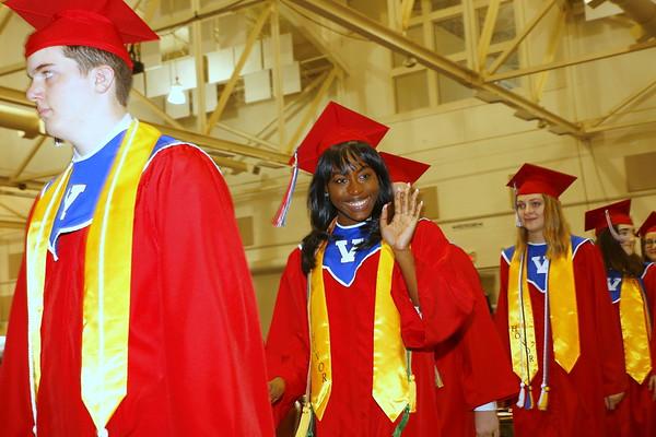 Veteran's High School - Class of 2018 Graduation