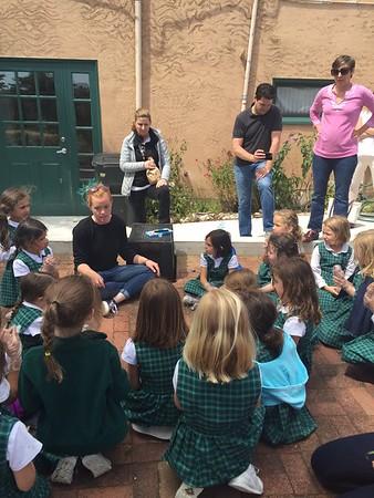 Burke's Gives Back Kindergarten Food Pantry | May 19, 2016
