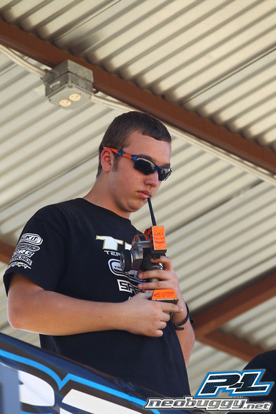 2012 Dirt Nitro Challenge - Day 4, Truck finals