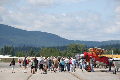 Sandpoint 3rd Annual Fly-in