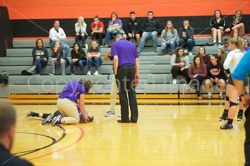 Bluffton Volleyball 101618 Anderson