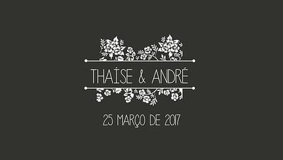 Thaíse&André 25-03-17