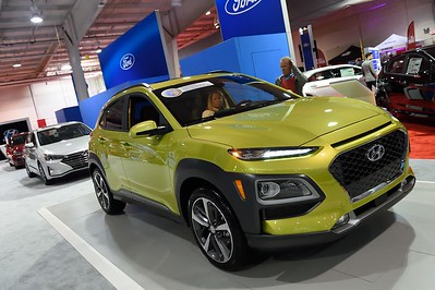 2019 Raleigh Auto Expo - Hyundai