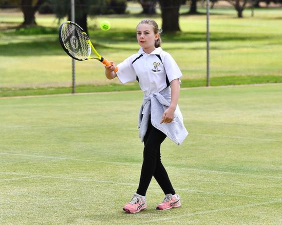 Junior Tennis Round Robin Comp Renmark v Barmera