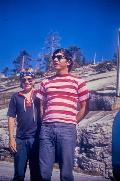 A Trip Yosemite and Yellowstone