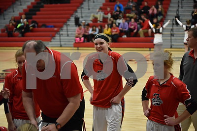 Ames @ Fort Dodge Girls bball