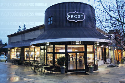 Baking artisans and Frost co-founders are pictured in their Mill Creek, Wash. store