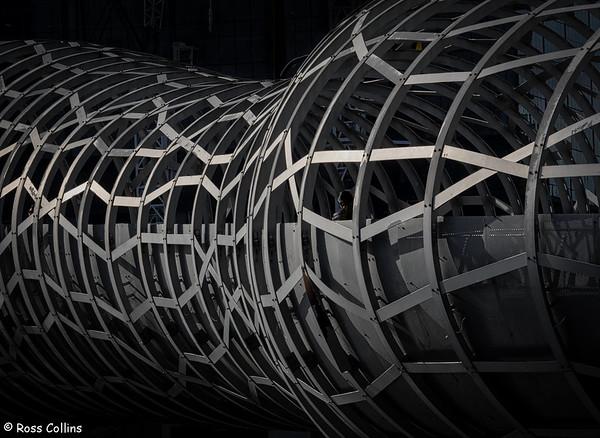 Webb Bridge, Melbourne 2015