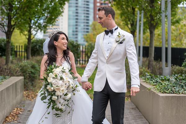 Alezendria & Joe: Married