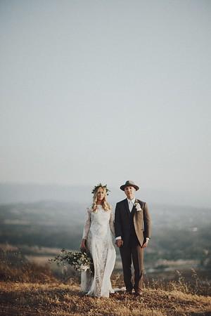 Adam & Heather. Married.