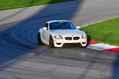 2020 MVPTT Sept Mid Ohio White BMW Z4