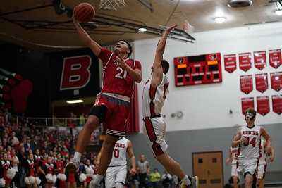 Mississinewa vs Blackford Basketball 1-11-19