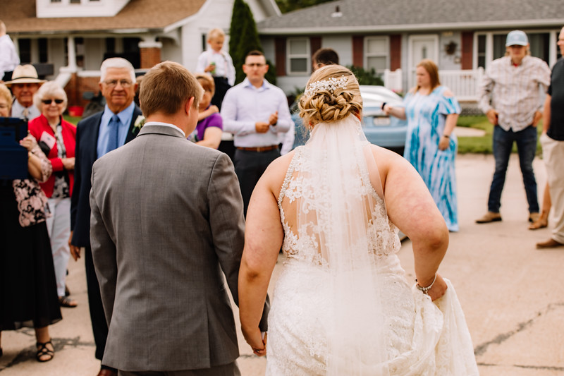 Exiting Ceremony & Party Trailer
