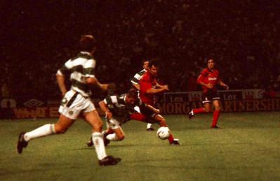 Celtic v Airdrie 31 8 93