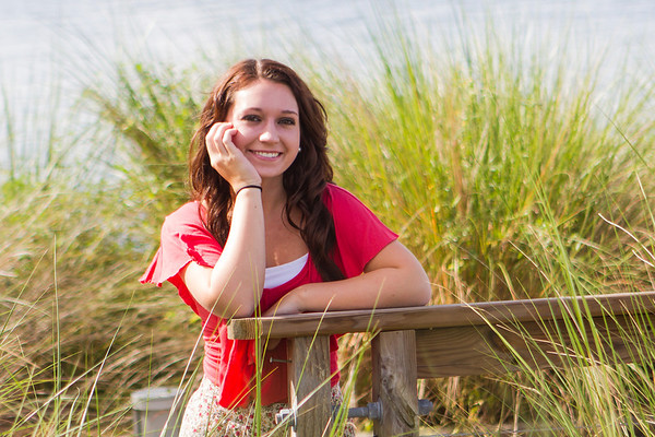 Bridgette Senior Session 1 - 2012