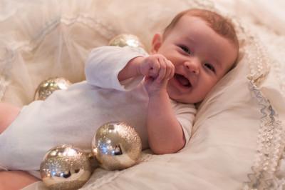 Nora 3 Month Photos 2012