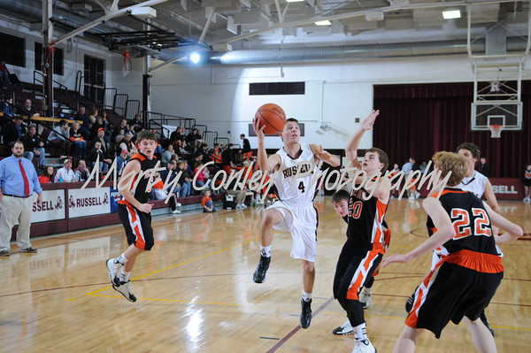 2014 Russell vs Raceland Boys Basketball
