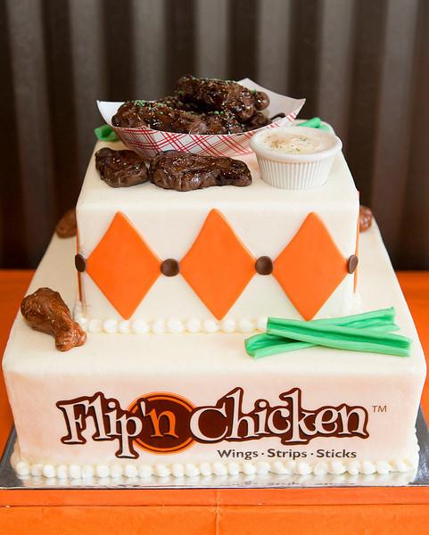 Flip'n Chicken 3rd Anniversary