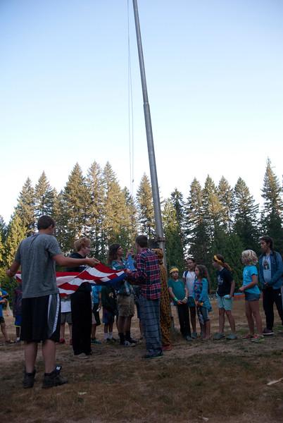 Camp Fire  Camp Namanu