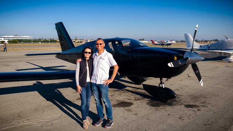 2019 11/16: South Coast Aeronautics Discovery Flight (Mobile)