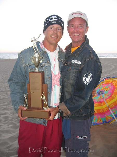 13th Annual Derek V Levy Beach Decathlon-2003