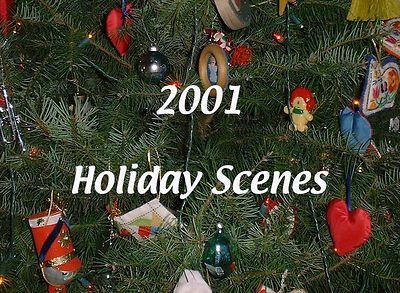 Christmas Season 2001