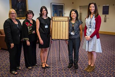 Faculty Senate Awards Luncheon - 2016