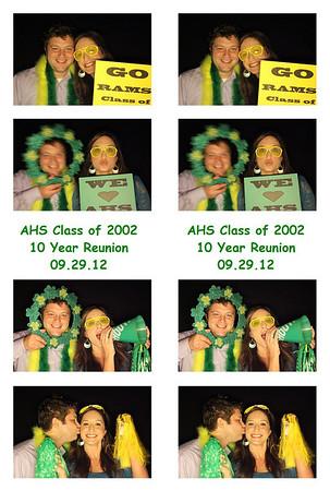 2012-09-29 AHS Class of 2002 Reunion