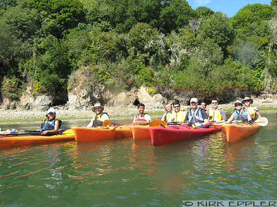 2008 Offsite Kayaking