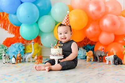 First Birthday