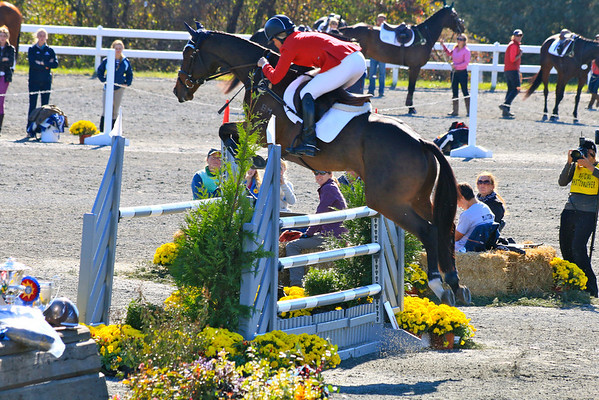 Jan Byyny and Inmidair are  winners of the CCI3