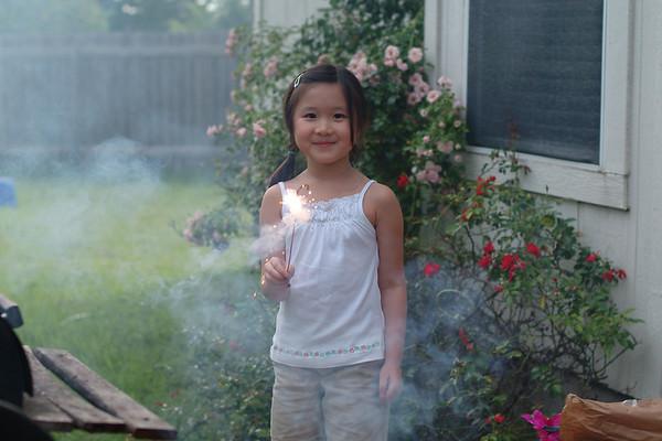July 4th 2007 at Balt's House