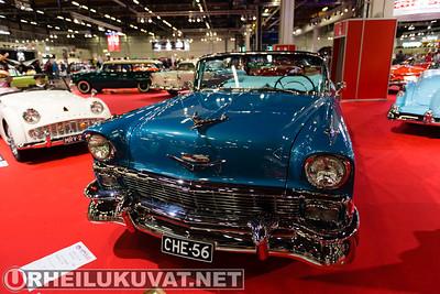 2014 American Car Show Perjantai