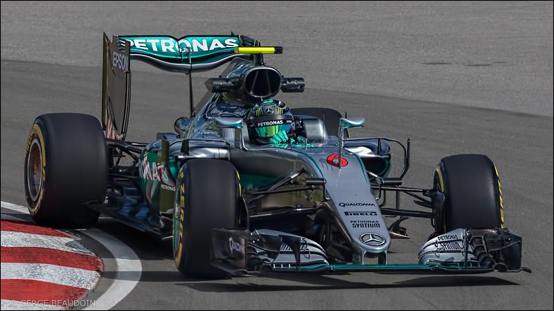 F1 Grand Prix du Canada 2016