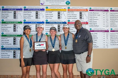 North State High School Girls Championship