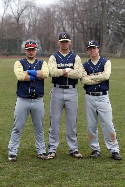 Varsity Baseball April 2015
