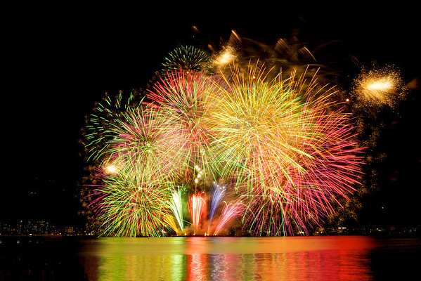 Expert Guide to Fireworks Photography