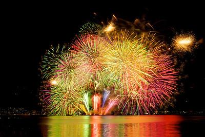 Fireworks — 花火 Hanabi