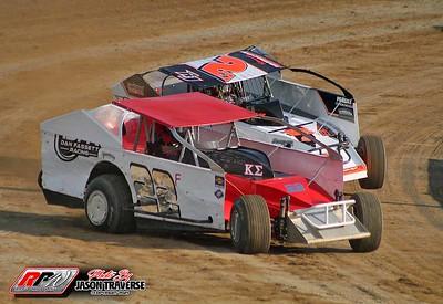 Fonda Speedway - 7/31/21 - Jason Traverse