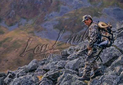 29039 Hunting Dall sheep