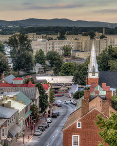 Images of Lexington, Rockbridge & Buena Vista Virginia