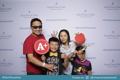 Main Place Mall - Back to School Bash