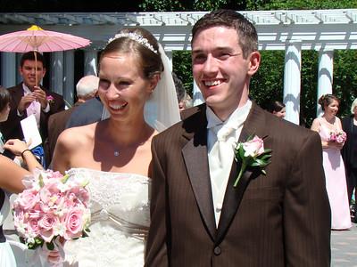 Ryan and Stephanie Scally's Wedding