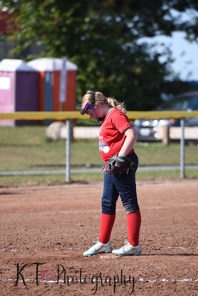 Apponaug Girls Softball - Fall 2018