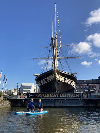 Harbourside Adventure, 10 October, 14:00 (Alice)