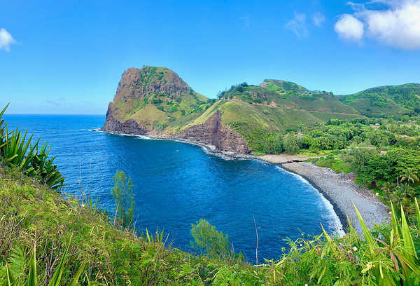 Wailuku: Drive to northwest Maui